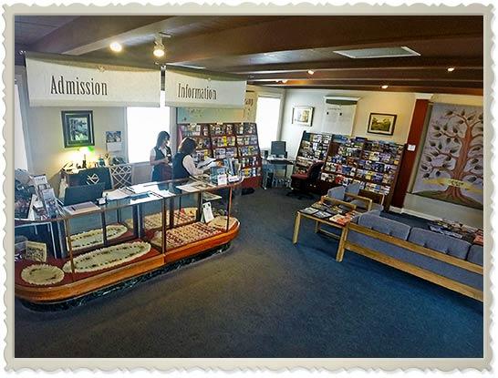 Les Trois Pignons – Centre d'information - Visitor Information