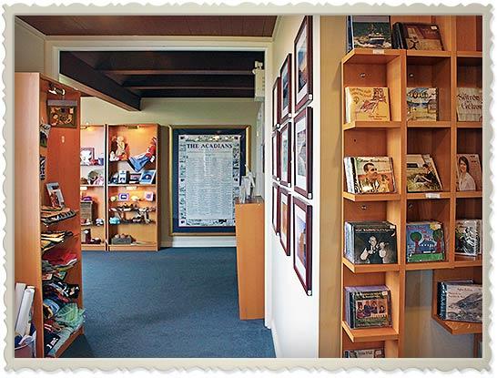 Les Trois Pignons – Boutique La Shoppe - Souvenir Shop