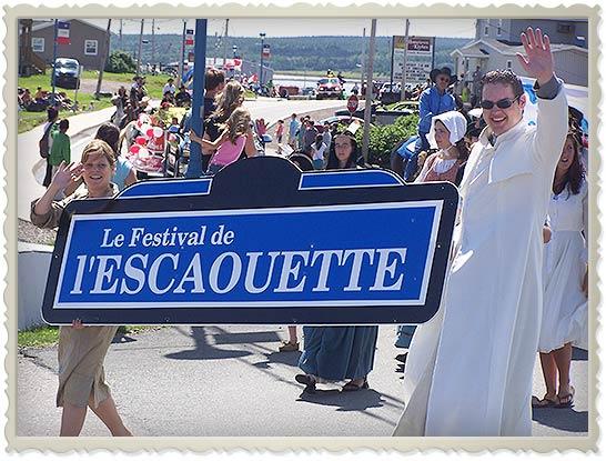 Défilé Festival de l'Escaouette Parade